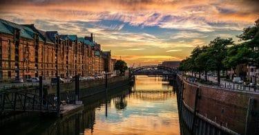 Visitar Hamburgo