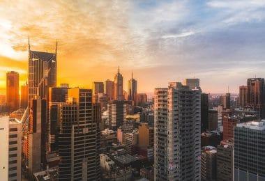 Visitar Melbourne - Edificios