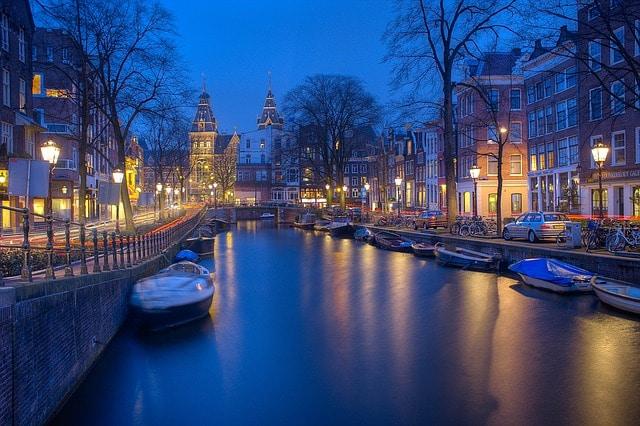 Lugares más visitados en Amsterdam