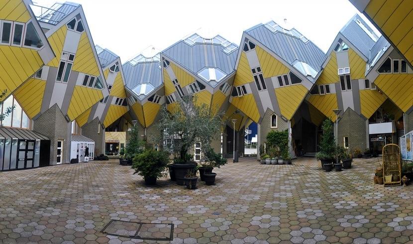 Casa cubo Roterdam