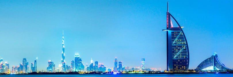 Que ver en Abu Dabi Skyline