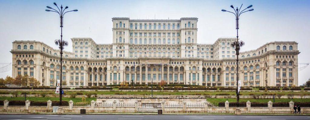 Que ver en Bucarest Parlamento