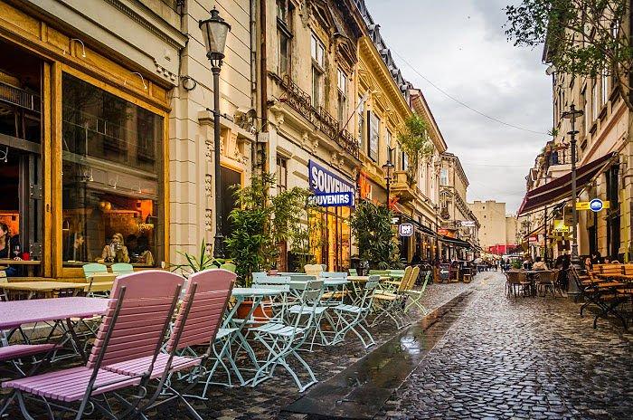 Que ver en Bucarest la pequeña Paris