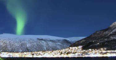 Que ver en Oslo Auraras Boreales