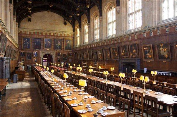 Que ver en Oxford Christ Church College