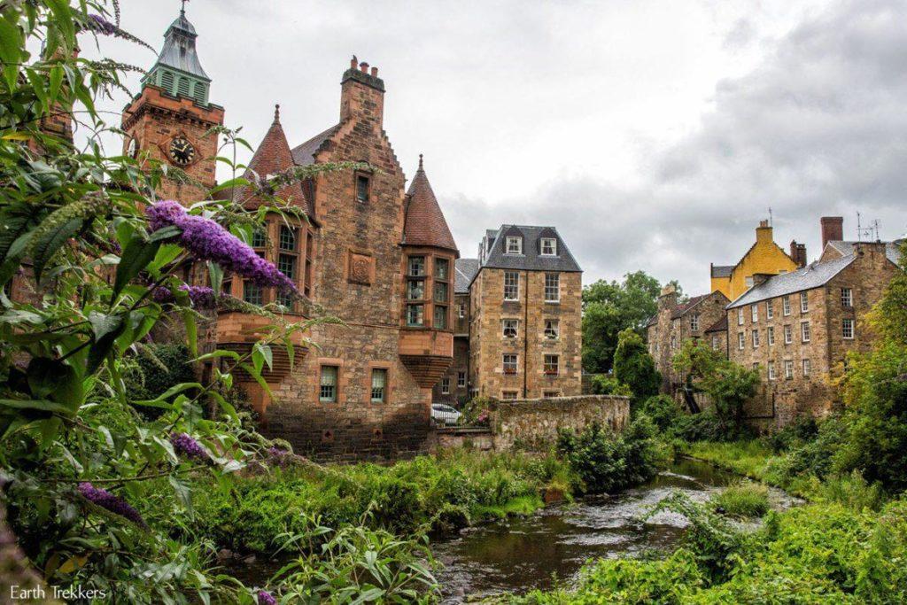 Viaje a Edimburgo Dean Village