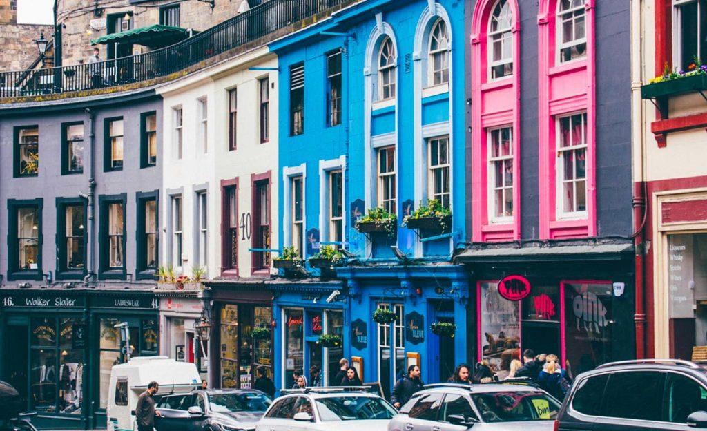 Viaje a Edimburgo Victoria ST