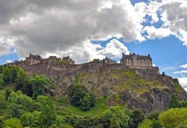 Viaje a Edimburgo Castillo