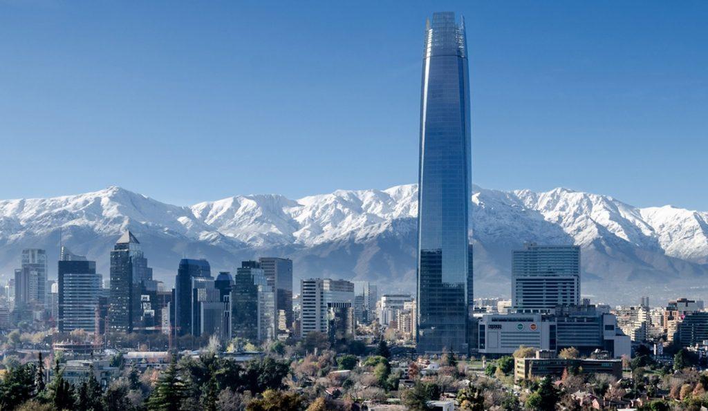 Santiago de Chile Los Andres
