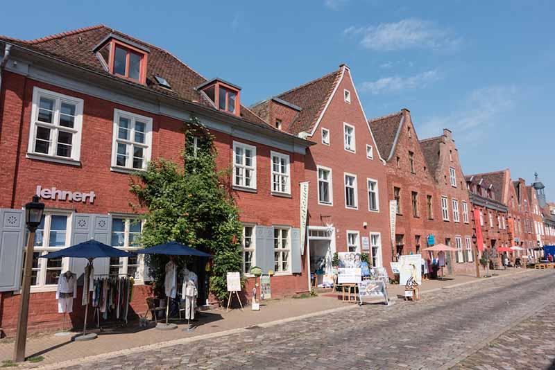 Barrio holandes en Postdam