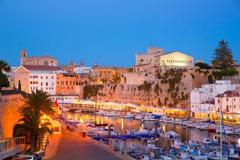 Que ver en Menorca Ciutadella