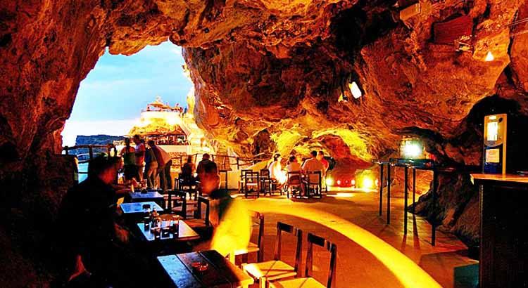 Que ver en Menorca Cova d'en Xoroi