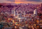 Vistas generales de Ankara